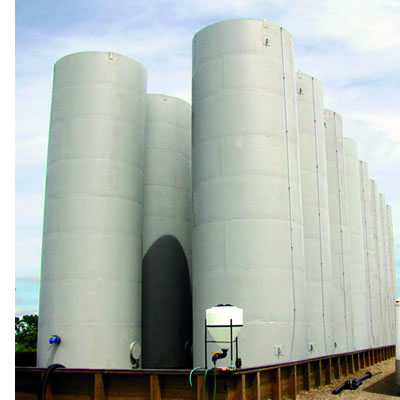 liquid fertilizer tanks