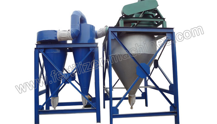 organic fertilizer crusher