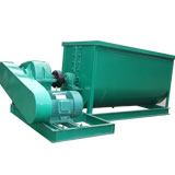 Horizontal Fertilizer Mixer Exported to Russia