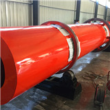 Rotary Drum Dryer Exported to US