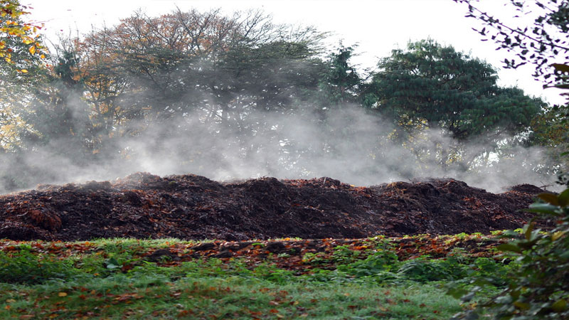 Deodorizing Compost