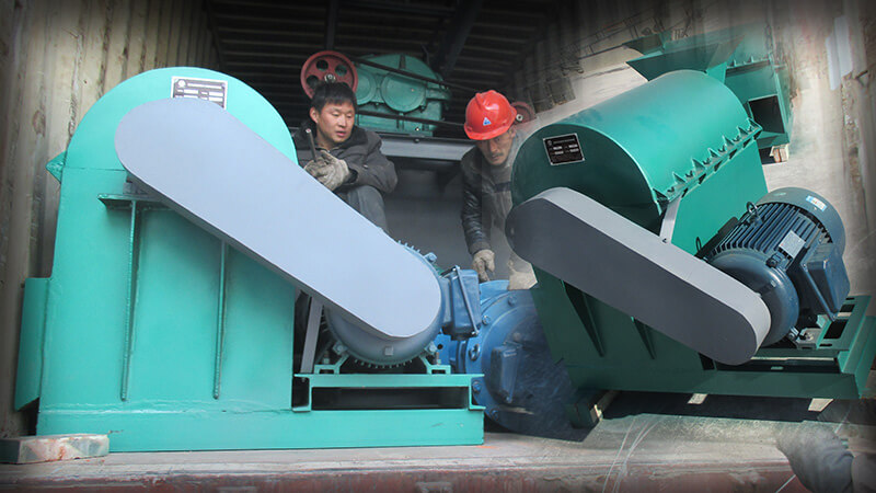 High-moisture Raw Materials Crusher Exported to Malaysia