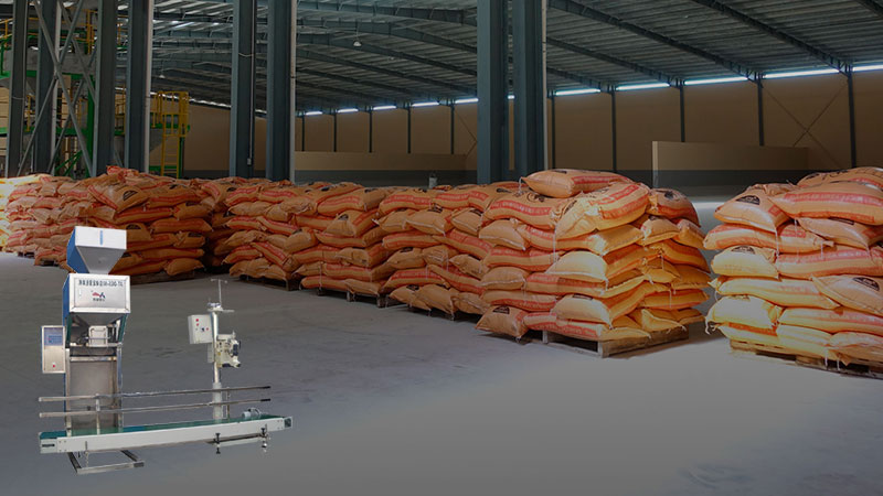 fertilizer packaging and storage