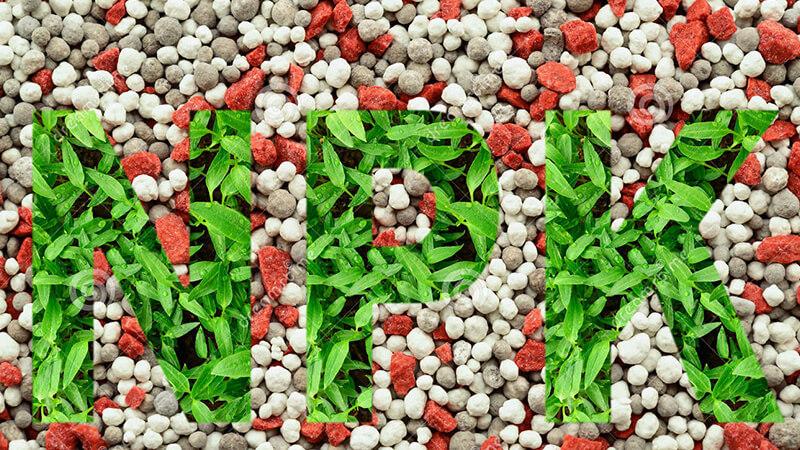 N, P, K Fertilizers